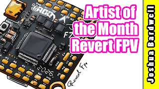 Featured FPV Artist: Revert FPV (new merch in Teespring store)