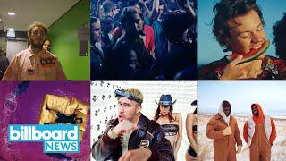 2021 Grammy Album of the Year Contenders: Harry Styles, Dua Lipa, BTS, Post Malone | Billboard News