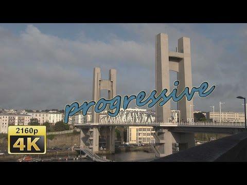 Brest, Brittany - France 4K Travel Chann