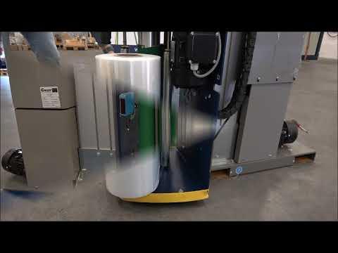 CTT 230: Insert wrapping film