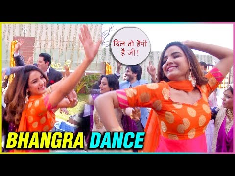 Jasmin Bhasin BHANGRA DANCE | Grand Entry | Dil To
