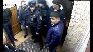 """МЕНТОВСКИЙ БЕСПРЕДЕЛ в ресторане """"Семь ПятниЦ"""""""