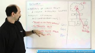 Examining the Most Common Firewall Misconfigurations