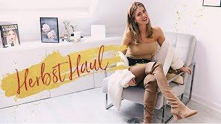 Herbst Fashion Haul 🍂 Overknees, Boots, Jacken | MRS. BELLA