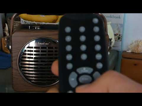 Lugulake Vintage Bluetooth Speaker Sound Test and Review