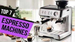 BEST ESPRESSO MACHINES! (2020)