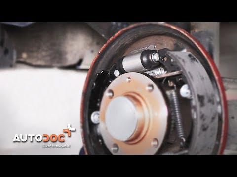 Hoe een achter remcilinder vervangen op een VW LUPO HANDLEIDING | AUTODOC