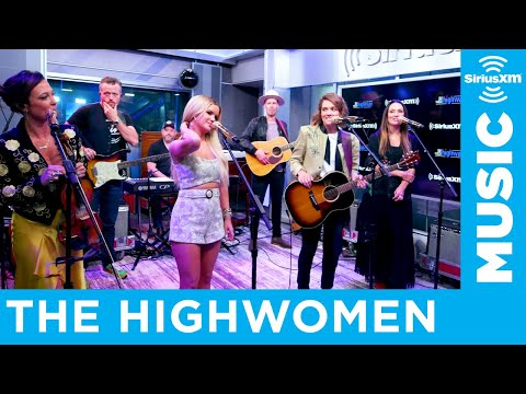 """The Highwomen Got the """"Seal of Approval"""" from Dolly Parton at Newport Folk Festival"""