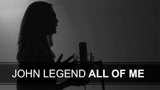 John Legend - All Of Me (Cover) By Andien Tyas