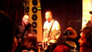 Marco Pirroni + Terry Lee Mial + The Ant Lib All Stars -Stand & Deliver 12/11/11