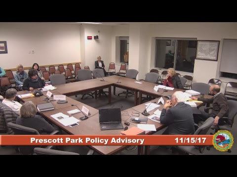 Prescott Park Policy Advisory Committee 11.15.17