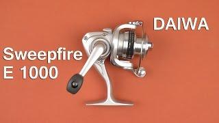 Катушка безынерционная daiwa sweepfire e 1500 c