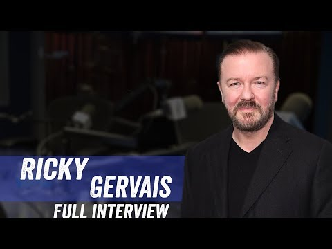 Ricky Gervais - 'Humanity', Stand Up, Late Night TV - Jim Norton and Sam Roberts Show