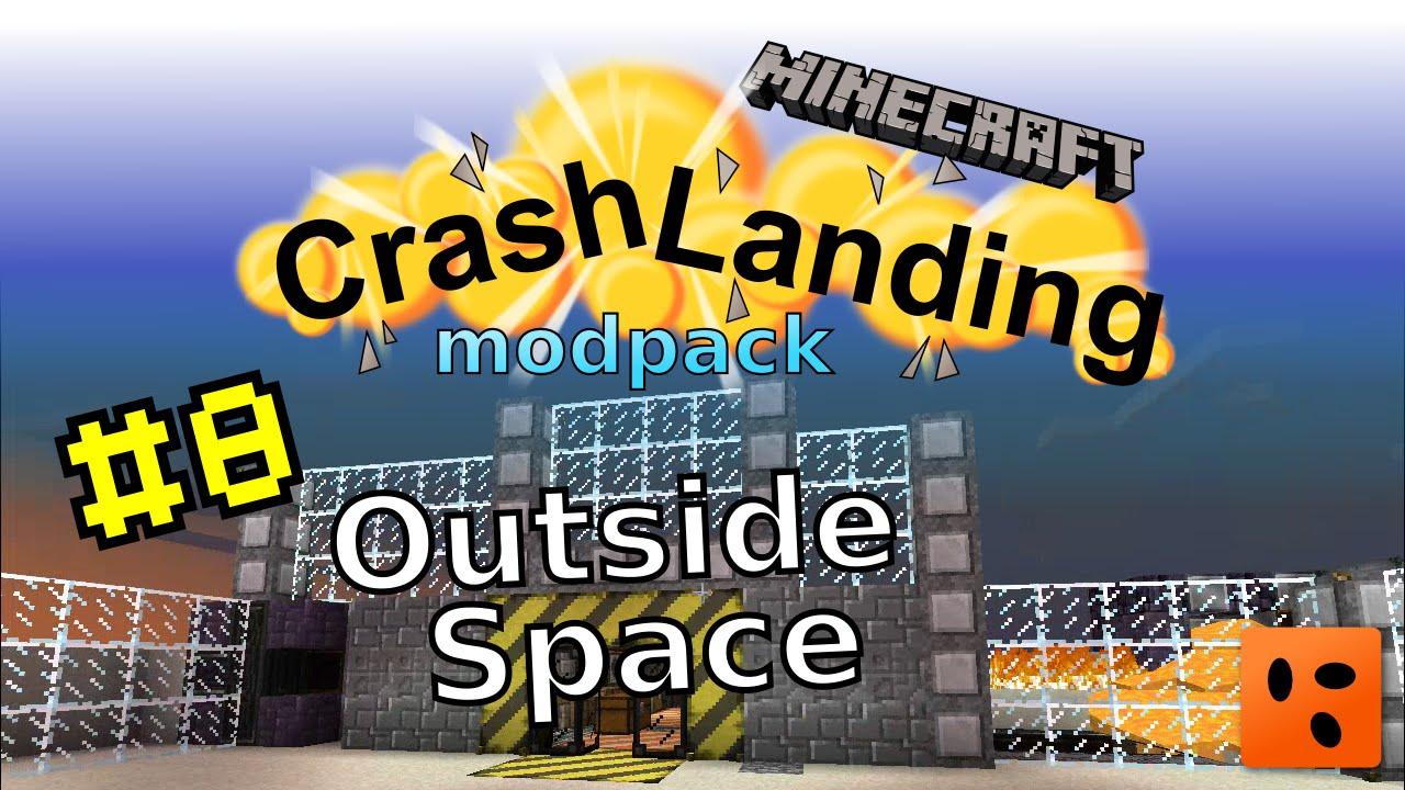 Crash Landing #8 | Outside Space