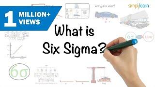 Six Sigma In 9 Minutes | What Is Six Sigma? | Six Sigma Explained | Six Sigma Training | Simplilearn