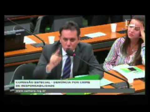 Nilson Leitão expõe motivos para o impeachment e defende votação no domingo para que brasileiros possam se manifestar