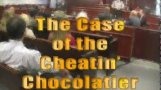 "Ron Campbell's ""The Case of the Cheatin' Chocolatier"" (ARE Ag Business Law) @ NC State"