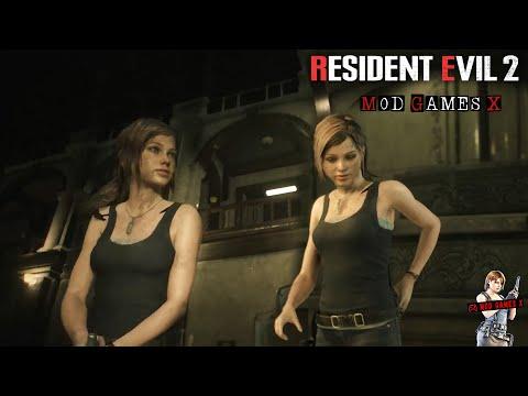 Ellie Casual - Resident Evil 2 Mods