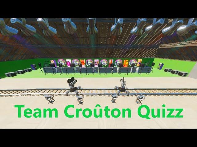 Team Croûton Quizz