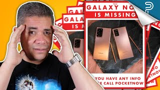 Samsung Galaxy Note 21 is MISSING!