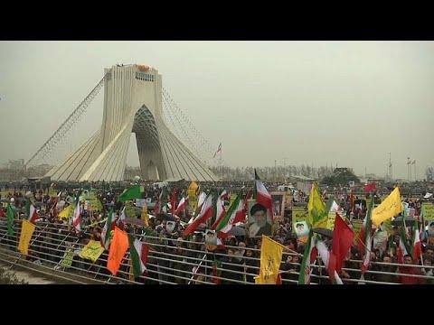 Τα 40 χρόνια από την Ισλαμική Επανάσταση γιορτάζει το Ιράν…