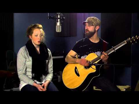 Aaron Willsie and Michelle Glidden - Fire and Rain