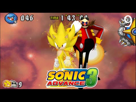 Sonic Advance 3 (GBA) - Nonaggression (True Ending)