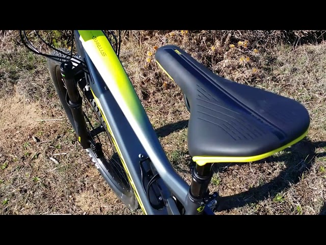 Видео Велосипед Scott Strike Eride 940 (EU) orange/black