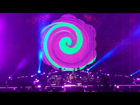 Coldplay - Every Teardrop Is A Waterfall - São Paulo, 08/11/2017