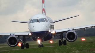 A day at NORWICH airport.