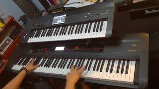 ADAGIO - THE STRINGLESS VIOLIN - PIANO SOLO