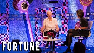 Watch online: Annie Lennox OBE Interviewed by Pattie Sellers