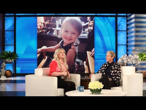 Kelly Clarkson on Her Bossy Kids