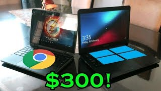 $300 Chromebook VS $300 Windows Laptop!   TSP Tech