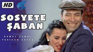 Sosyete Şaban   HD Türk Filmi (Kemal Sunal)
