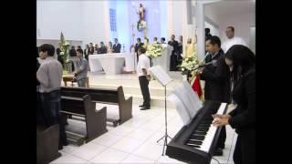 Duas metades-Jorge e Mateus-Adriana/piano,Rodrigo/sax