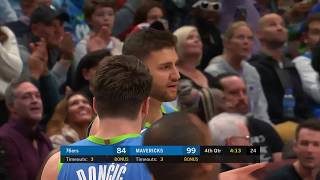 The Mavericks defeated the 76ers, 109-91. Luka Doncic led the Mavericks with 19 points, along with 8 rebounds and 12 assists, while Dwight Powell added 19 points and 12 rebounds in the victory. Tobias Harris led the 76ers with 20 points and 10 rebounds, while Al Horford tallied 16 points and 6 rebounds in the losing effort. The Mavericks improve to 24-15 as the 76ers fall to 25-15.