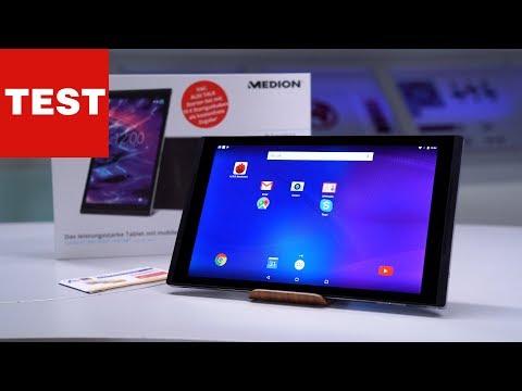 Medion LifeTab X10302: Aldi-Tablet im Test