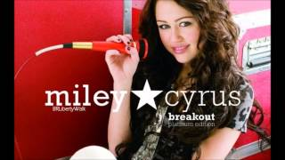 Miley Cyrus Feat. Trace Cyrus - Hovering (HQ)