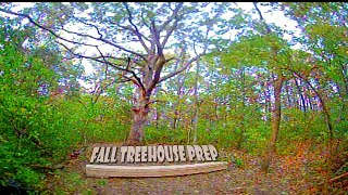 Fall TreeHouse Prep | Forck-In Quad FPV Freestyle DVR