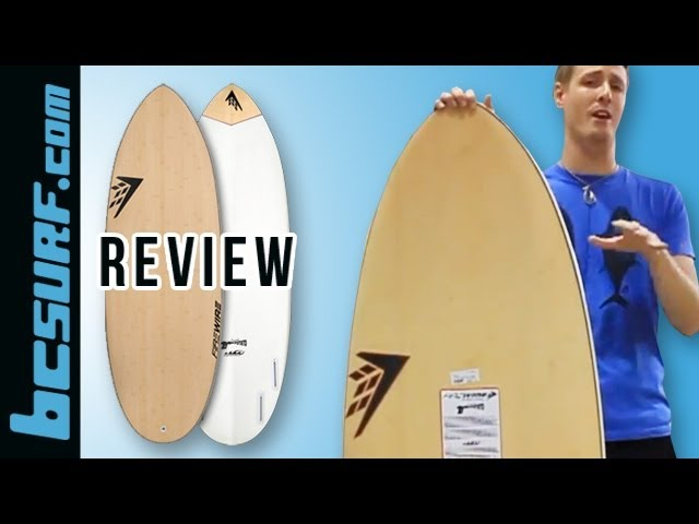 Firewire Sweet Potato Surfboard Review -  BCSurf.com