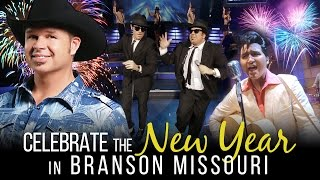 Celebrate New Years in Branson Video
