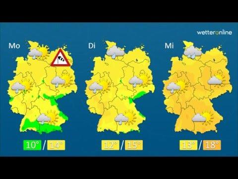 wetteronline.de: Wetter in 60 Sekunden (13.05.2016)