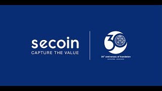 Secoin - The 28th anniversary of foundation