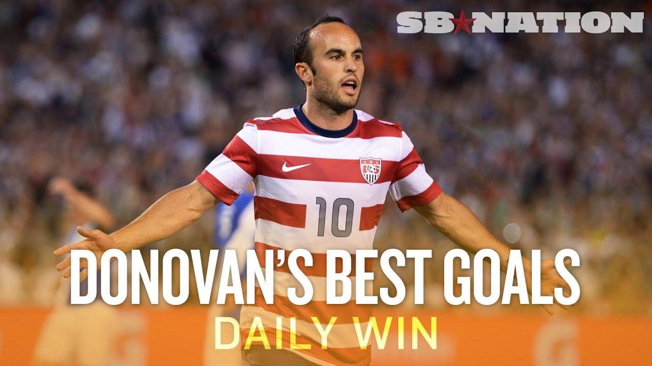 Landon Donovan's five biggest moments for U.S. soccer (Daily Win) thumbnail