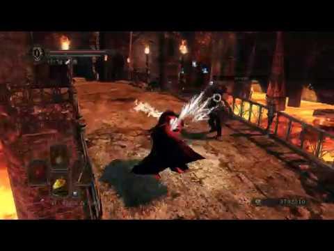 Dark Souls 2 PvP Batalha épico LV 34 VS LV 250