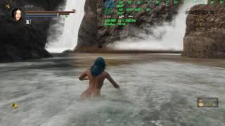 Skyrim: Dark Souls Edition - некоторые новые текстурки травы земли