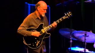 'I Could Have Danced All Night' - John Scofield Trio at Festival Jazz International Rotterdam