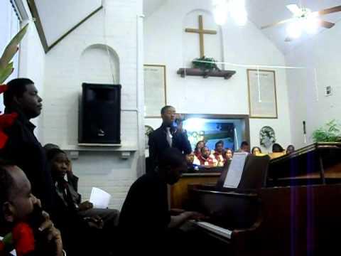 Gabriel Maaliq Live @ Mt. Bethel Baptist Church(9-25-11)