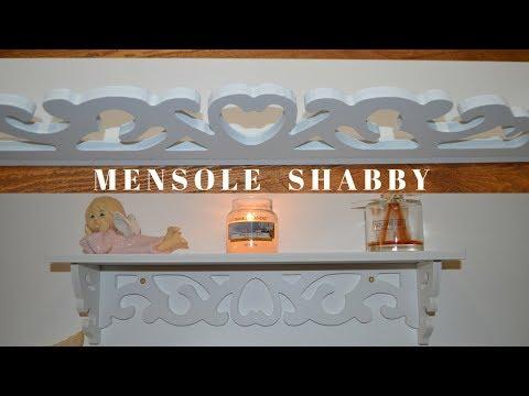 Mensole Shabby - come montarle
